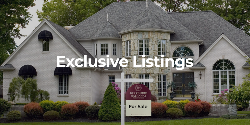 Exclusive Listings in New Jersey